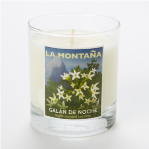 Galán de Noche candle
