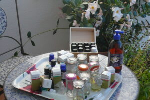 Oils and other witchcraft